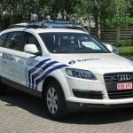 Belgian Police Car, Audi Q7
