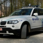 Belgian Police Car, BMW X3